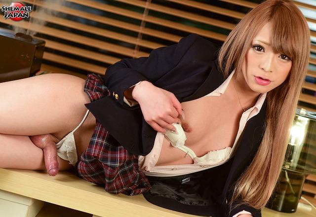 Konatsu Satsuki Is A Naughty Girl shemalejapan