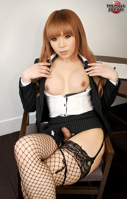Professional Seductress Kaede shemalejapan