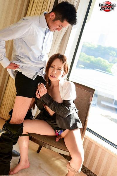 Sayaka's Business Fuck SHEMALEJAPAN sayaka taniguchi